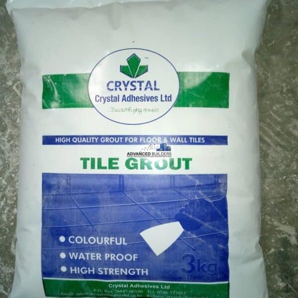 Crystal Tile Grout 1 Kg