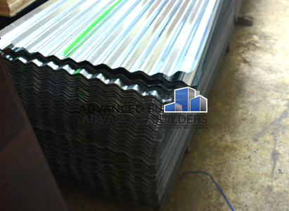 30 Gauge Iron Sheet