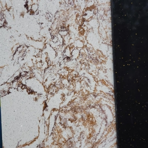Granite Brown White