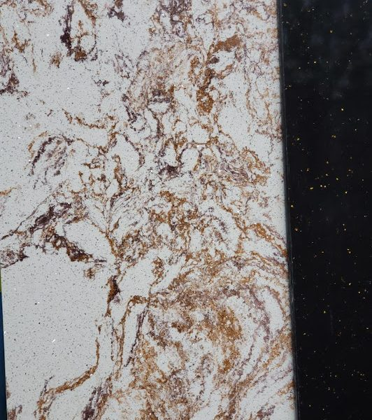 Granite Brown White