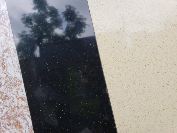 Granite White Gold Speckled