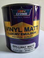 Vinyl Matt 1 Liter Paint