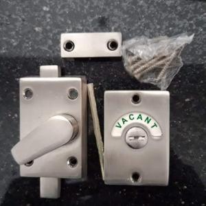 Bathroom Lock Vacant/Engaged