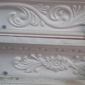 Gypsum Powder Cornice 08