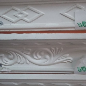 Gypsum Powder Cornice 06
