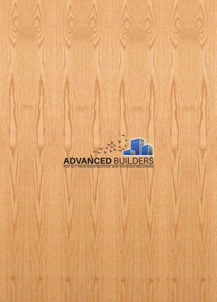 Flush Door Standard Size