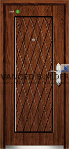 Reinforced Steel Security Door(WB2)2050x950mm