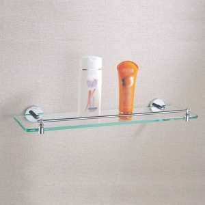 Glass Shelf Rack