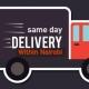 Same Day DeliveryTruck