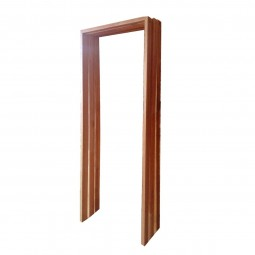 door frame mahogany std