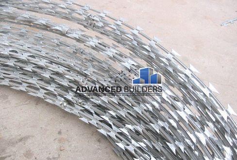 Razor Wire 10 Meters