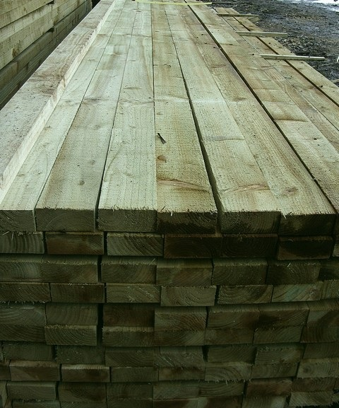 Timber 4 by2