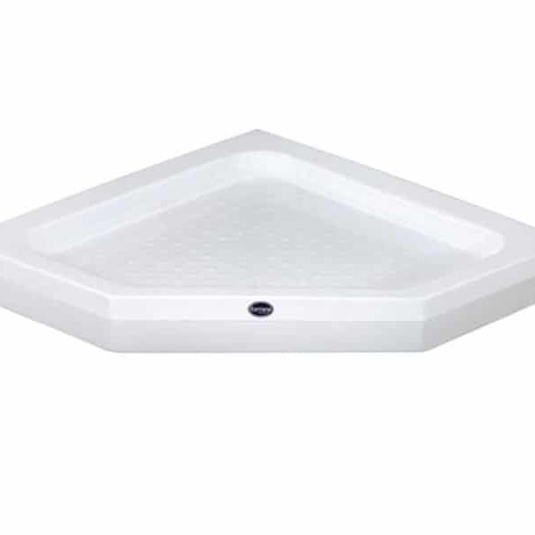 Shower Tray Pentagon 900mm x 900mm x 65mm