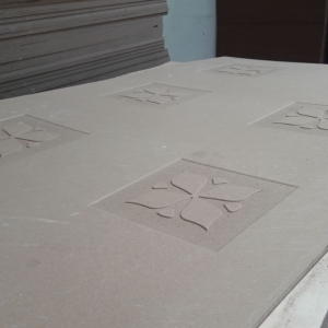 Chipboard design 8ft x 4ft x 9mm