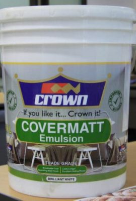 Crown Covermatt