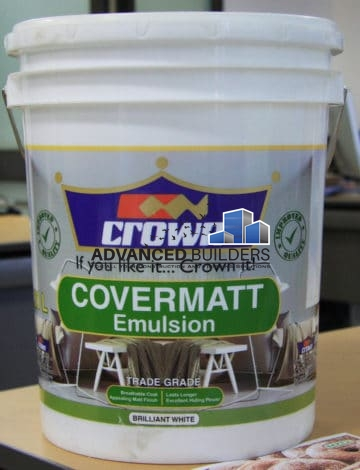 Crown Covermatt