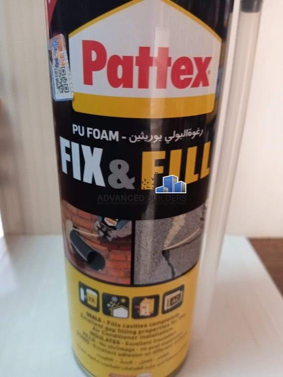Pattex PU Foam 500 ML