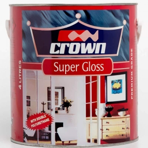 Crown super gloss 1 Litre