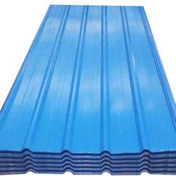 IT4 Box Profile Iron Sheet 2 meters Blue