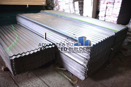 Iron Sheet Per Bundle