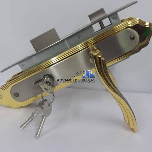Cylinder Lock 301 NBNP