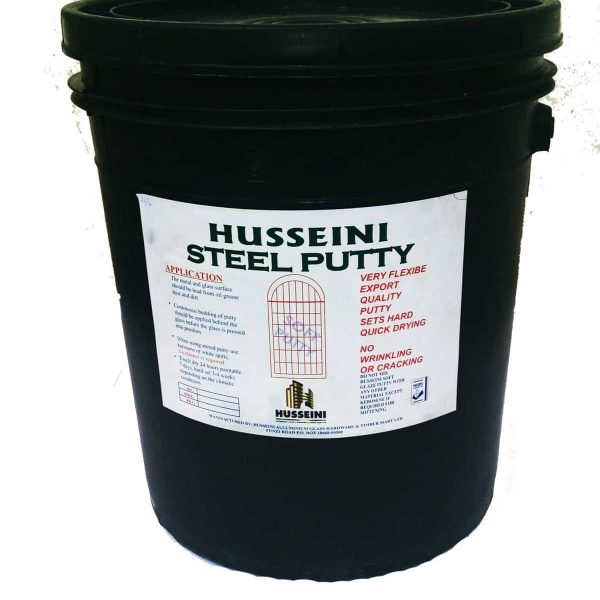 Husseini Soft Steel putty