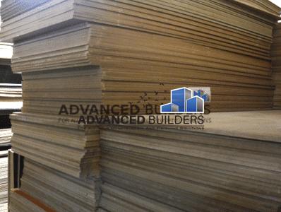 MDF plain-Boards