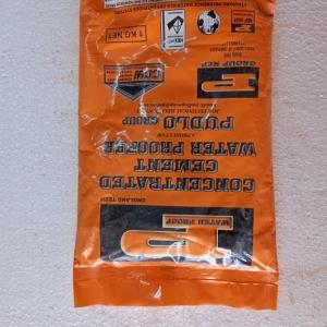 Pudlo Waterproof Cement 1Kg
