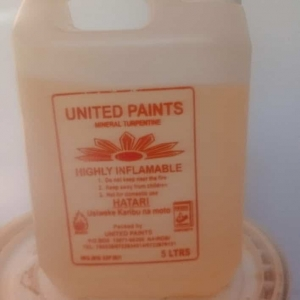 Mineral Turpentine 5 Litre