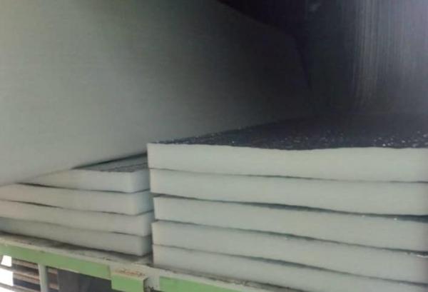 Styrofoam 1 Meter x 2 Meter