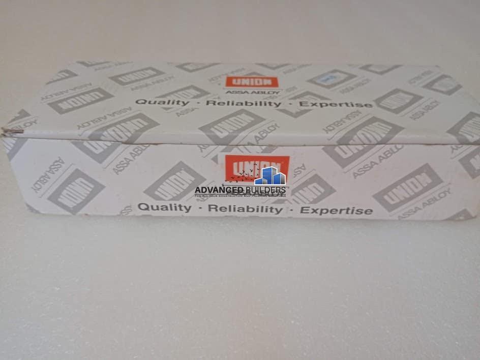 Union Assa Abloy Door Closer Size 2/3/4 Silver