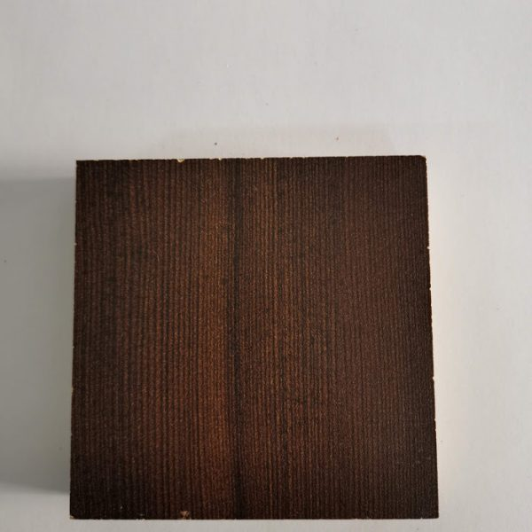 Advanced Builders MDF Board 18 mm African Wenge