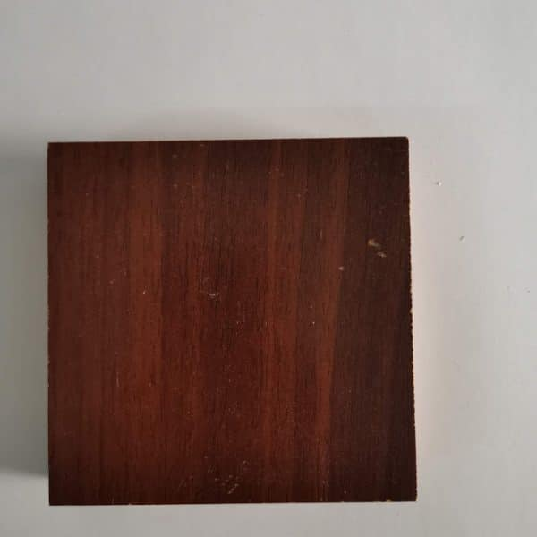 Advanced Builders MDF Board 18 mm Dark Walnut