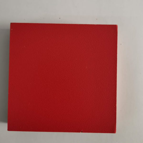 Advanced Builders MDF Board 18 mm Red