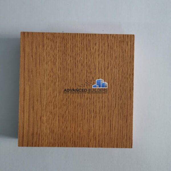 Advanced Builders MDF Board 18 mm Honey Oak