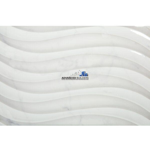 AA2030BUZ01 Buzz White (Glossy) : Ceramic Tile 20x30