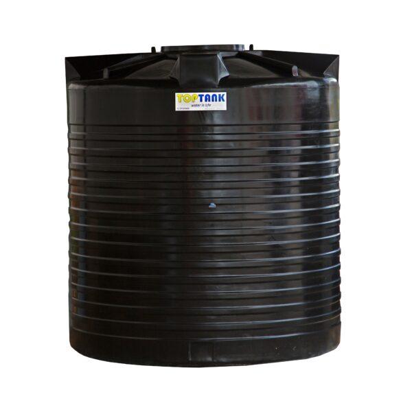 Standard Cylindrical Tank Black