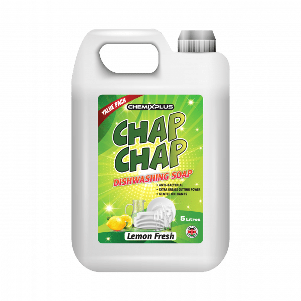 CHAP CHAP Dish washing soap Lemon Fresh