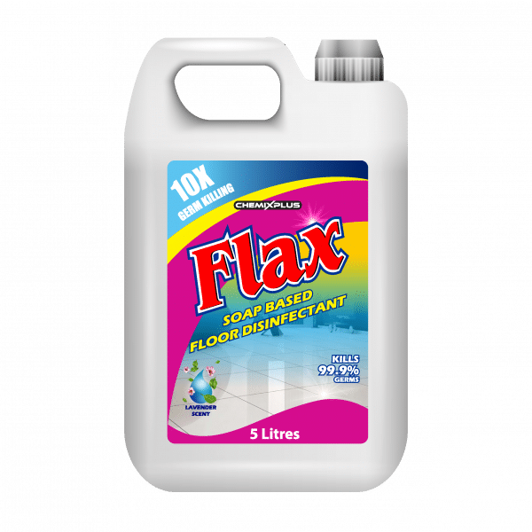 FLAX Floor Disinfectant 5 Litres