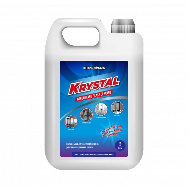 KRYSTAL Window and Glass cleaner 5 Litres