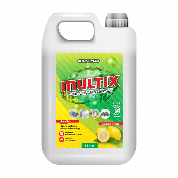 MULTIX- Multi purpose soap 5 Litres