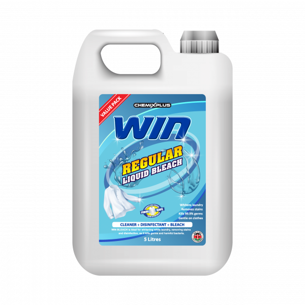 WIN Regular liquid bleach 5 Litres