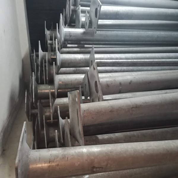 Steel Electricity Poles